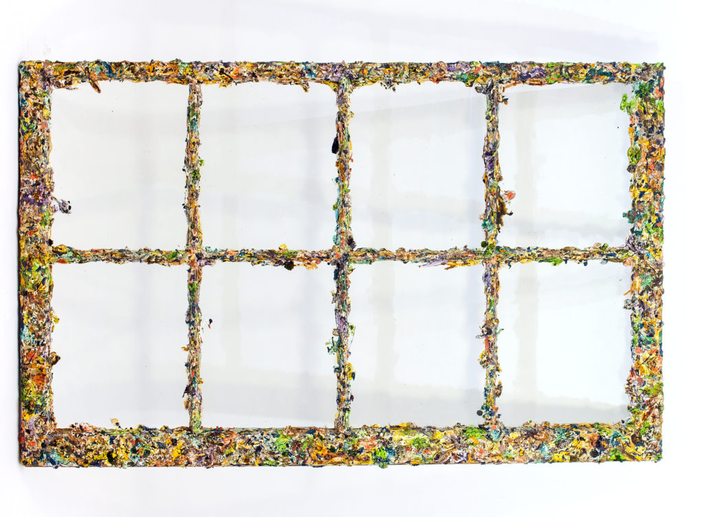 Ode to Pollock frame